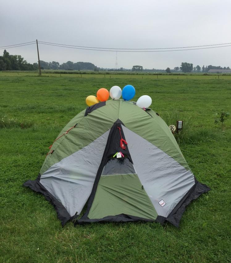 Tent - Vaderklapdag - papatoch.be